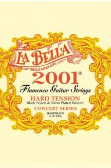 LA BELLA 2001 CORDIERA FLAMENCO HARD TENSION