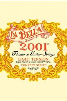 LA BELLA 2001 CORDIERA FLAMENCO LIGHT TENSION