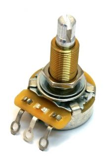 ALL PARTS POTENZIOMETRO CTS-B500-L POTENZIOMETRO AUDIO LINEARE PER CHITARRA E BASSO B500K LONG SHAFT