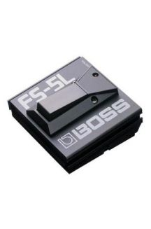 BOSS FS 5L SWITCH ON/OFF CON LED