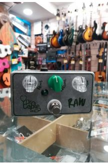 DR. CABLE RAW PEDALE FUZZ PER CHITARRA/BASSO