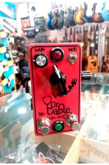 DR. CABLE THE DISTORTION MKII DISTORSORE + BOOST