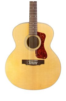 GUILD F-2512E MAPLE 12-STRING BLONDE SATIN