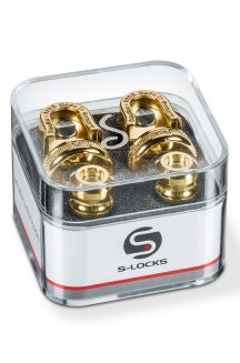 SCHALLER SECURITY LOCK S-LOCKS GOLD