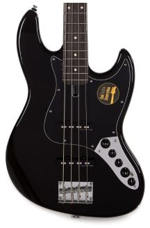 SIRE MARCUS MILLER V3 4ST 2ND GENERATION BLACK BASSO ELETTRICO 4 CORDE