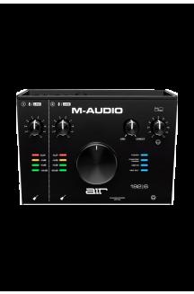 M-AUDIO AIR 192|6 INTERFACCIA AUDIO MIDI USB 2 IN / 2 OUT CON 2 INGRESSI PER MICROFONO