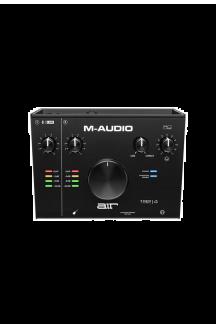 M-AUDIO AIR 192|4 INTERFACCIA AUDIO MIDI USB 2 IN / 2 OUT CON 1 INGRESSO PER MICROFONO