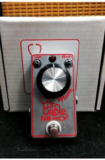 DR. CABLE RAW ROSSO PEDALE FUZZ PER CHITARRA