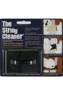 TONE GEAR BASS STRING CLEANER